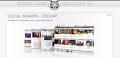 Social Boards Pinterest clone