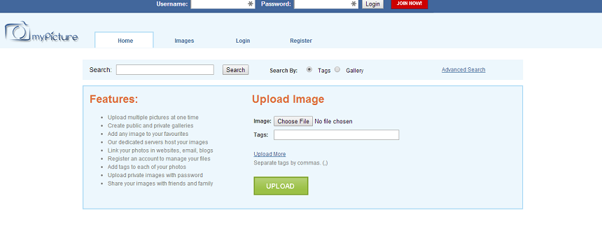 photo host script - Free Image Hosting