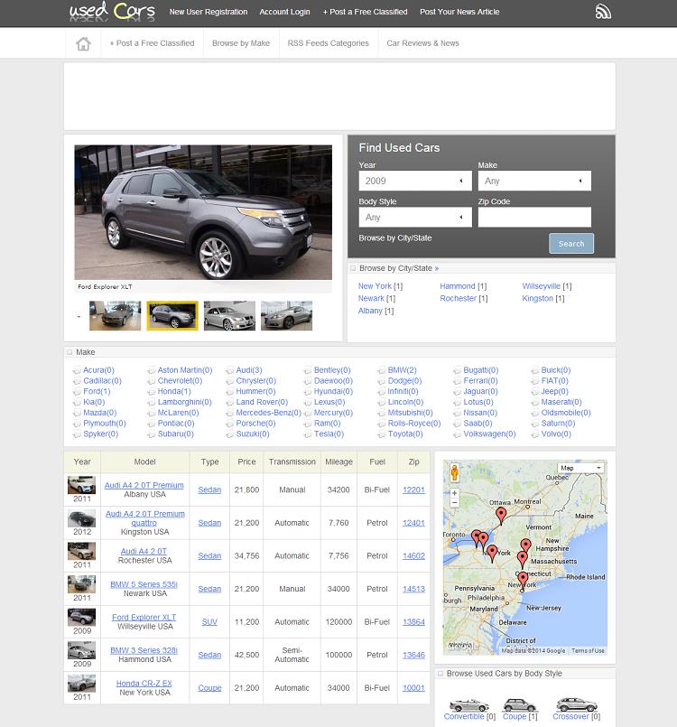 Funky Classified Auto Composition - Classic Cars Ideas - boiq.info
