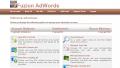 Fuzion AdWords - Control Pane inout adwords clone