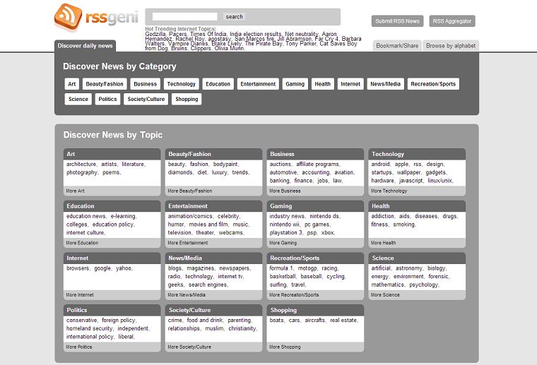 Responsive RSS Timeline by liviu_cerchez | CodeCanyon