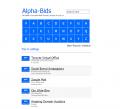 alpha bids dmoz clone script