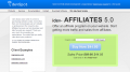 idev-Affiliates Demo __ idev-affiliates cj clone script