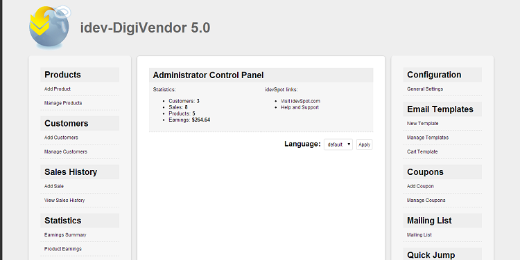idevspot_com_demo_php_app PayPal clone