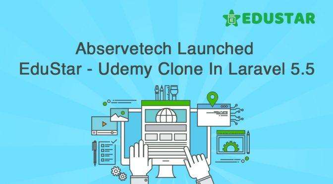 EduStar - Udemy Laravel Clone Script - 99 Clone Scripts