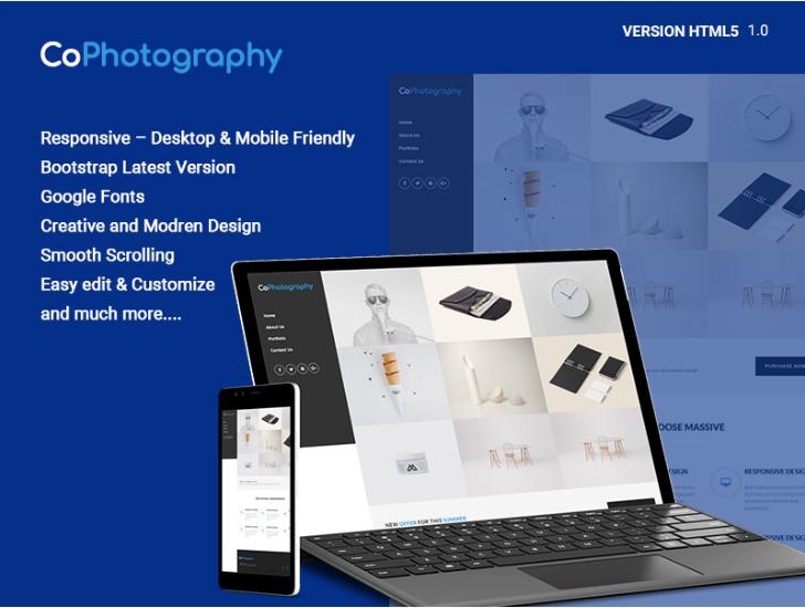 creative 2020s website templates